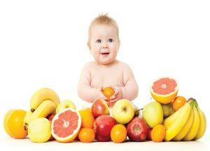 5 loại trái cây tốt cho hệ tiêu hóa của trẻ nhỏ