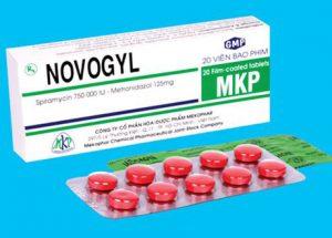 Dược học hướng dẫn sử dụng thuốc kháng sinh Zidocin