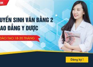 Thông tin về tuyển sinh Văn bằng 2 Cao đẳng Y Dược Đà Nẵng năm 2018