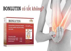 Những điều cần biết về thuốc điều trị bệnh xương khớp Bolutin