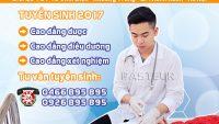 Trường nào xét tuyển ngành Điều dưỡng bằng ở Quận Thanh Xuân