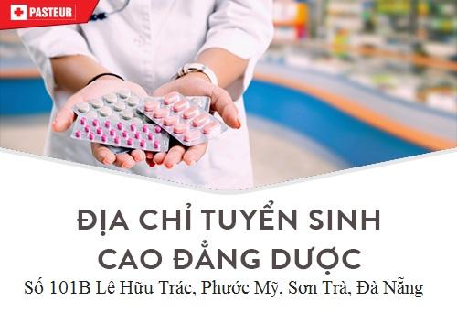 Địa chỉ đào tạo Cao đẳng Dược Đà Nẵng uy tín năm 2018