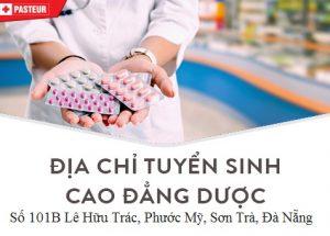 Cơ sở nào đào tạo Cao đẳng Dược hệ chính quy chất lượng tại Đà Nẵng?
