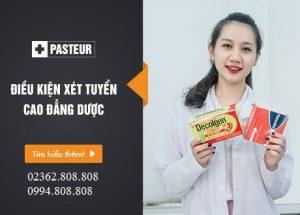 Cao đẳng Y Dược Đà Nẵng tuyển sinh với điều kiện đã tốt nghiệp THPT