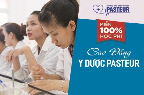 Cơ hội miễn 100% học phí Cao đẳng Y Dược Đà Nẵng năm 2018