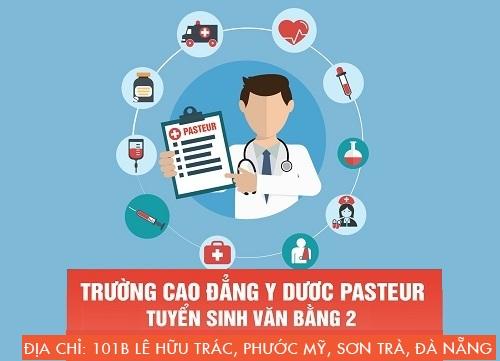 Địa chỉ học Văn bằng 2 Cao đẳng Xét nghiệm Đà Nẵng năm 2018