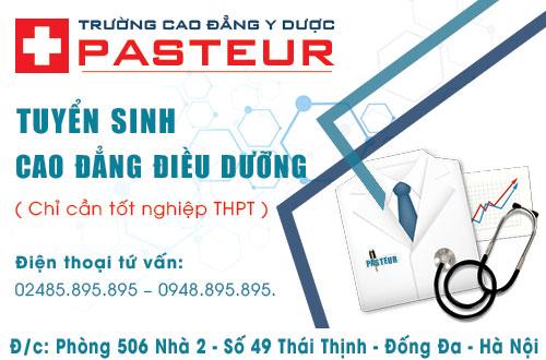 Tại Hà Nội có cơ sở nào đào tạo Cao đẳng Điều dưỡng?