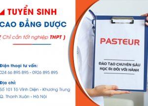 Lựa chọn địa chỉ đào tạo Cao đẳng Dược uy tín tại Hà Nội