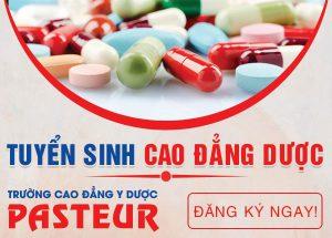 Mức học phí Cao đẳng Dược Sài Gòn năm 2020 ra sao?