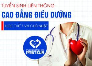 Đào tạo Cao đẳng Điều dưỡng TPHCM hệ liên thông mất thời gian bao lâu?