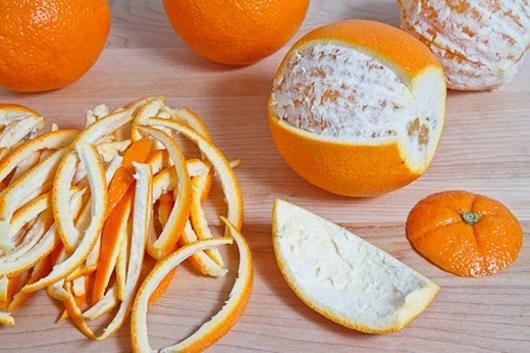 Phần vỏ của những loại trái cây này lại chứa rất nhiều dinh dưỡng.