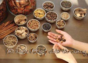 Những bài thuốc Đông Y điều trị tàn nhang hiệu quả