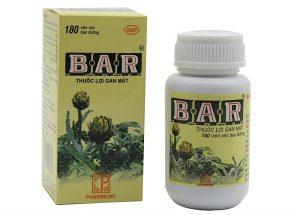 Bar là thuốc gì? Công dụng và cách dùng như thế nào để hiểu quả