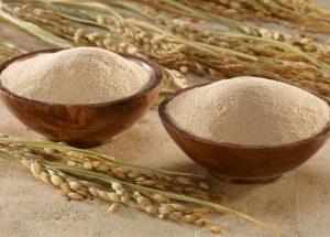 Bất ngờ trước 4 lợi ích của cám gạo với sức khỏe con người