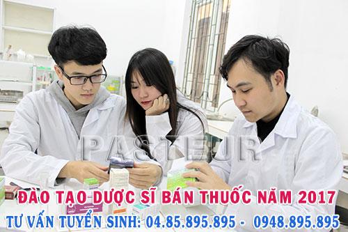 Trường Cao đẳng Y Dược Pasteur thông báo tuyển sinh