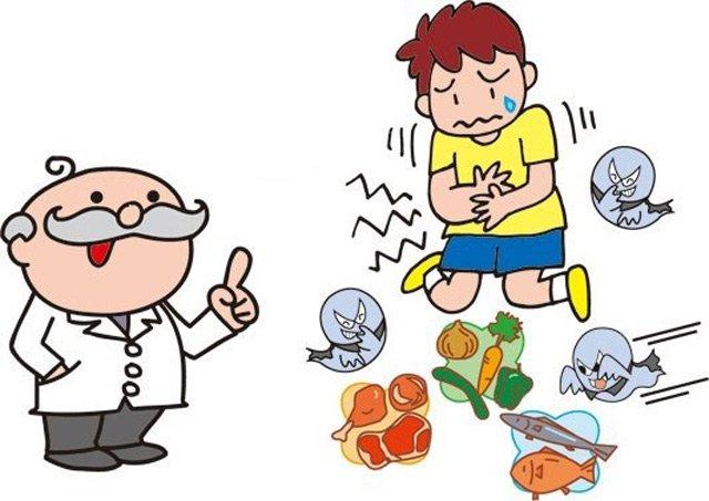 Ngộ độc thực phẩm thường do sử dụng các loại thức ăn ôi thiu nhiễm khuẩn
