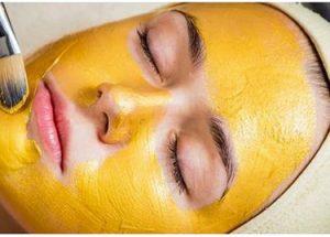 Lưu ý cần thiết cho bạn khi dùng nghệ trị nám da