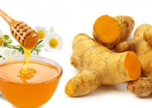 Cách chữa bệnh đau dạ dày bằng nghệ tươi và mật ong như thế nào?