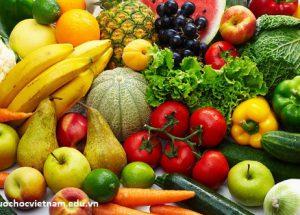 Thời tiết nắng nóng nên ăn những thực phẩm gì để hạ nhiệt cơ thể