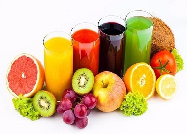 Nước trái cây không đường thật ra chứa rất nhiều đường!