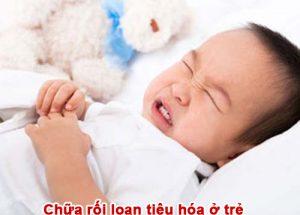 Chữa rối loạn tiêu hóa ở trẻ dứt điểm bằng bài thuốc đông y