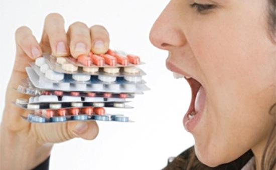 Sử dụng thuốc bừa bài gây hậu quả khôn lường