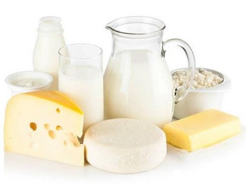 Những sản phẩm từ sữa rất tốt cho da