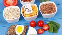 Vitamin B2 có tác dụng đối với da như thế nào?