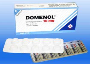 Những điều cần biết về thuốc Domitazol