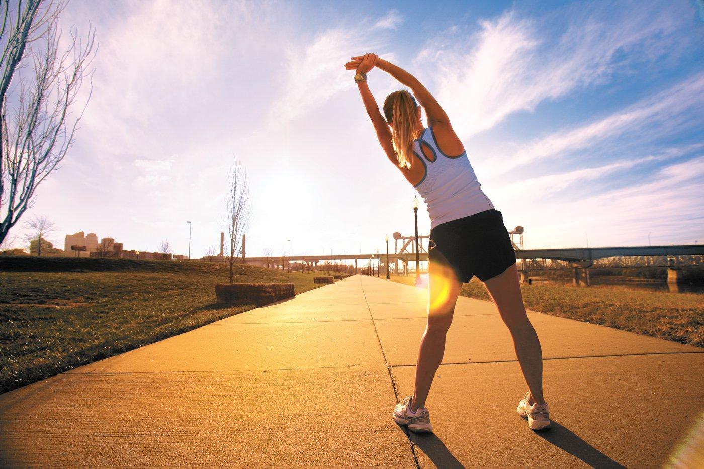 Tăng cường lối sống lành mạnh phòng tành đau lưng