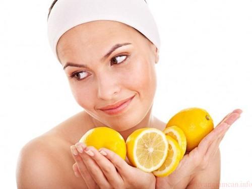 Phương pháp trị nám da đơn giản nhất với chanh
