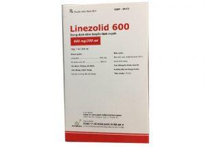 Thông tin về tác dụng và liều dùng của thuốc Linezolid