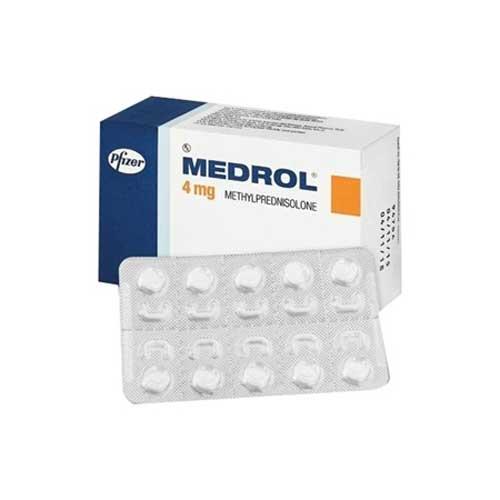 Thuốc Medrol 4mg chống chỉ định với những trường hợp nào?