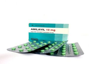 Những điều cần biết về thuốc chống trầm cảmAmilavil