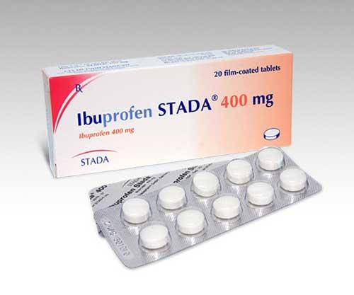 Tìm hiểu tác dụng của thuốc ibuprofen