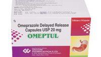 Tìm hiểu công dụng, cách dùng, liều dùng thuốc Omeptul 20mg