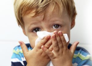 Cách trị nghẹt mũi cho trẻ sơ sinh như thế nào?