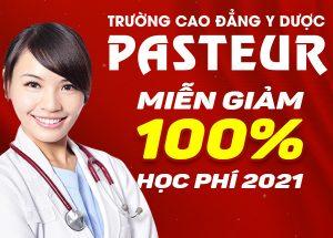 Miễn giảm 100% học phí Cao đẳng Dược TPHCM năm 2021 cho tân sinh viên