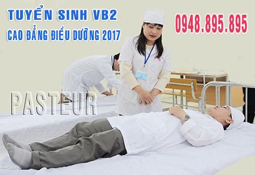 Học Văn bằng 2 Cao đẳng Điều dưỡng buổi tối ở đâu Hà Nội?