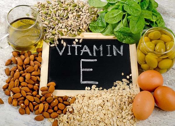 Vitamin E còn có nhiều trong các loại mầm
